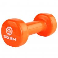 Гантель виниловая Stein LKDB-504A-2.5 кг