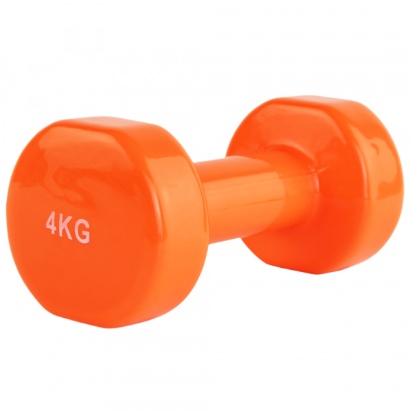 Гантель виниловая Stein LKDB-504A-4 кг