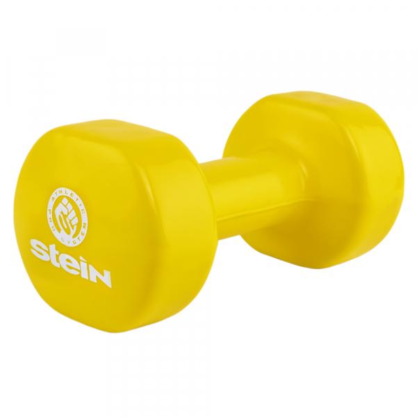 Гантель виниловая Stein LKDB-504A-6 кг