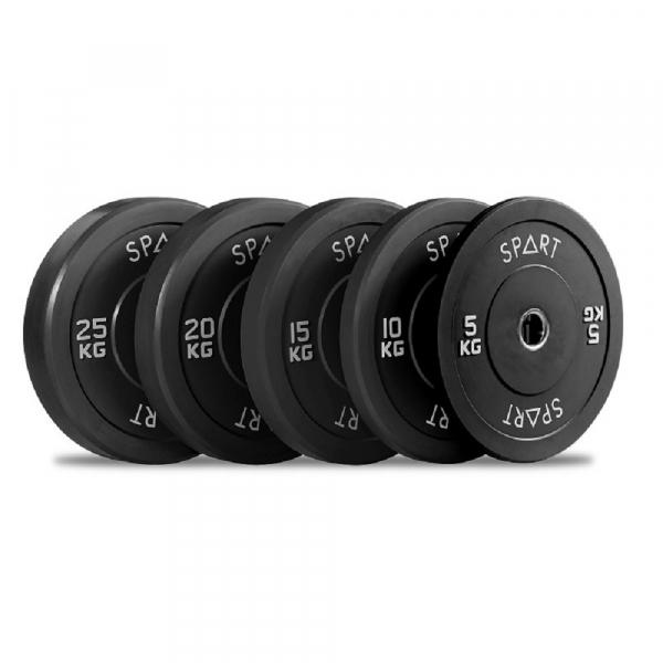 Бамперный диск 5 кг Spart WL5009-5