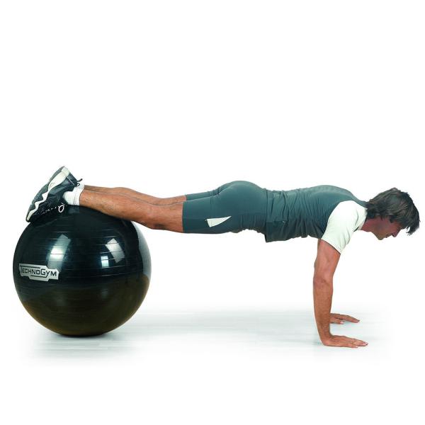 Мяч 65 см Technogym Wellness Ball Home cm.65 BLACK A0000155AA