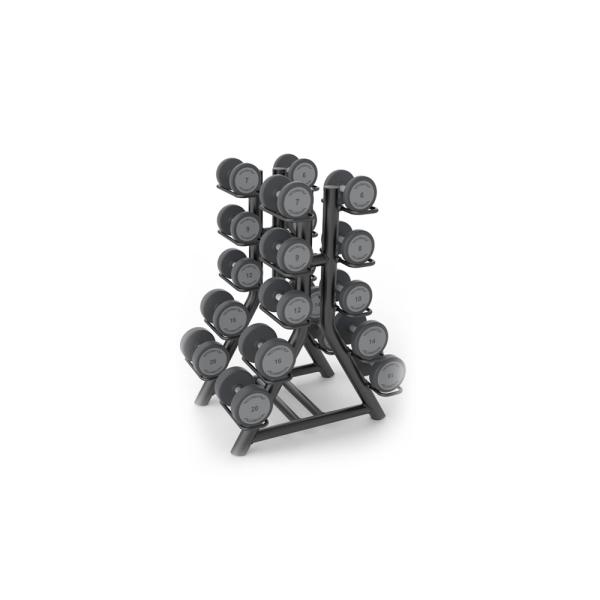 Вертикальная стойка для гантелей Technogym VERTICAL DUMBBELL RACK A0000898