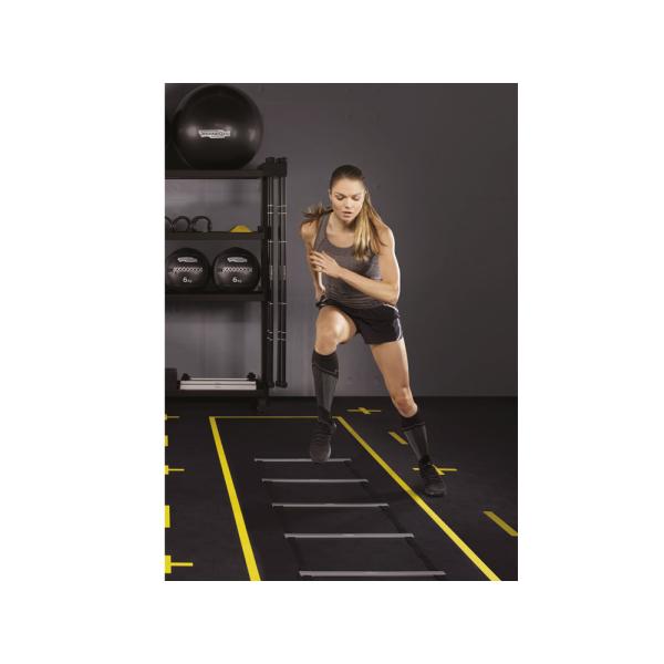 Мягкая лестница для прыжков на полу Technogym Speed Ladder (A0001032)