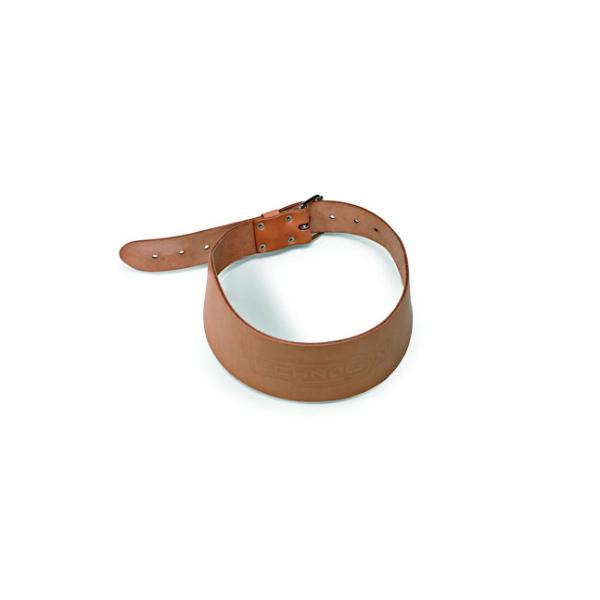 Пояс для тяжелоатлетических упражнений Technogym Leather BELT LUX 11 cm. A039