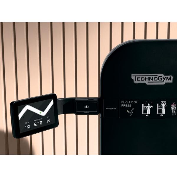 """Тренажер """"жим от плеча вверх"""" Technogym Shoulder Press Artis Unity Mini (MK690RC)"""