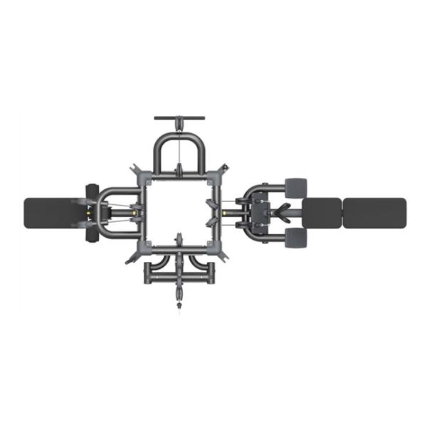 Многофункциональный тренажер Technogym Cable Stations 4 (MB84C)