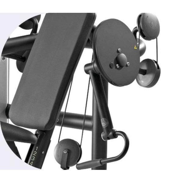 Блочный тренажер Technogym Element+ ARM CURL