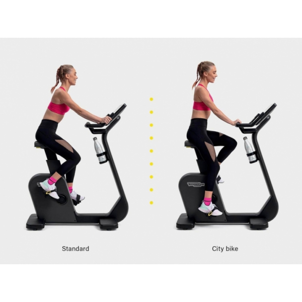 Велотренажер Technogym Bike Live 7000 (DFCU3Q4)