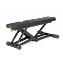 Скамья Technogym Bench Personal Dark 55KG + Dumbbell MD10KB-NBNB1AS