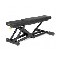 Скамья Technogym Bench Personal Dark 55KG + Dumbbell MD10K-NBNB1AS