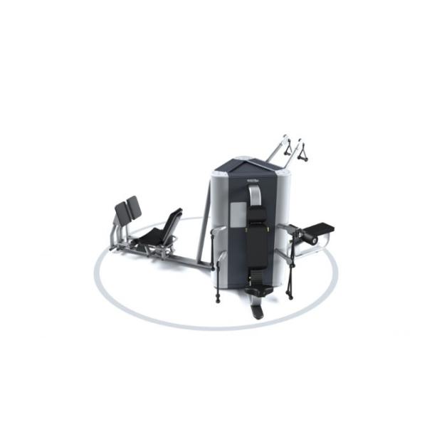 Многофункциональный тренажер Technogym Tower (W. Leg Press) MF35