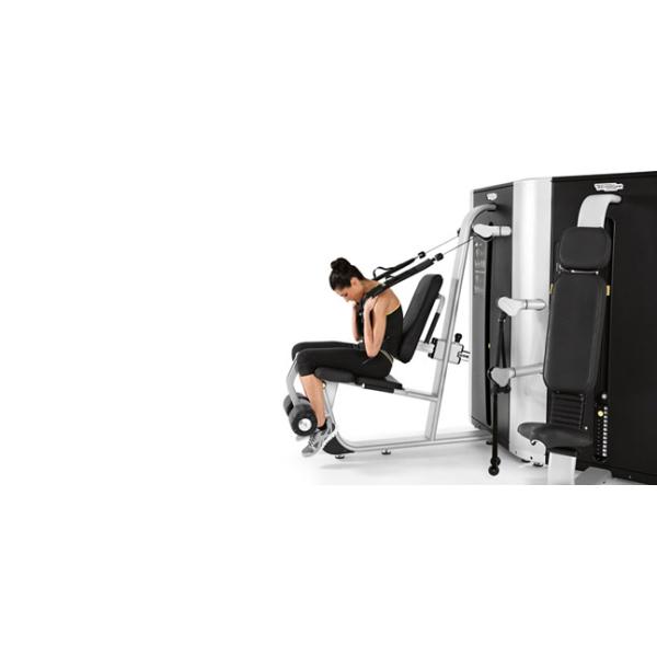 Многофункциональный тренажер Technogym Twin (Press/Overhead/Core) MF65