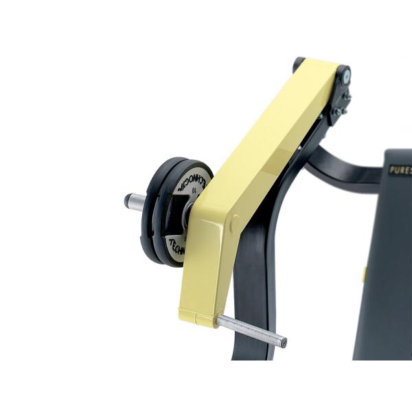 """Тренажер """"жим от груди под углом"""" с дисковым нагрузкой Technogym INCLINE CHEST PRESS MG1500"""