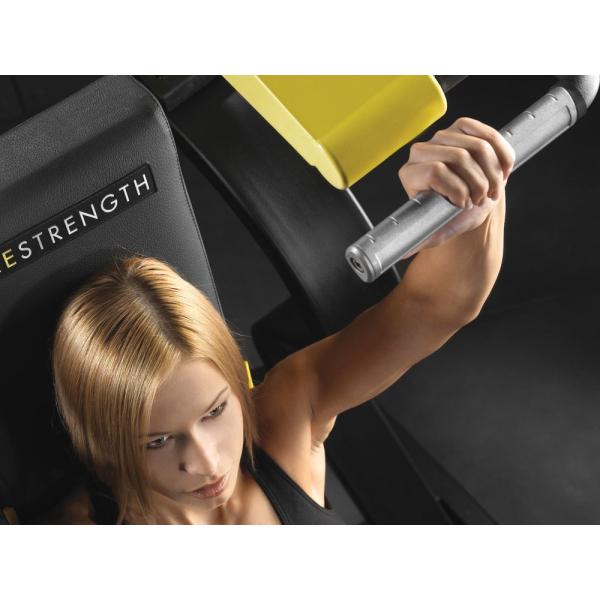 """Тренажер """"жим от плеча вверх"""" с дисковым нагрузкой Technogym Shoulder Press MG3500"""