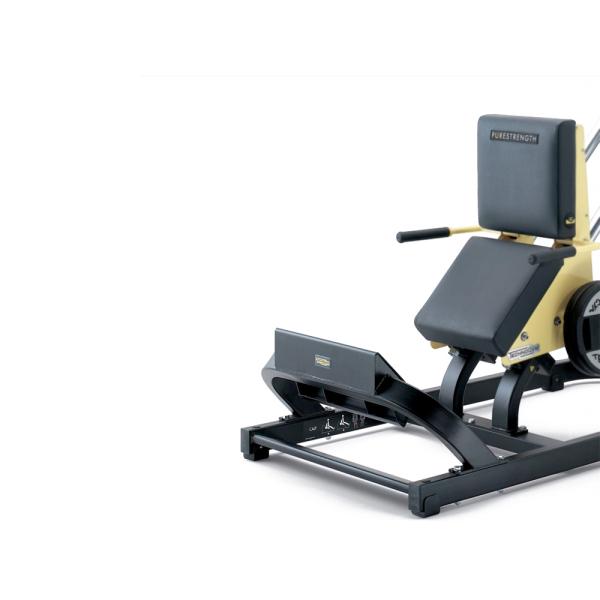 Тренажер для икроножных мышц с дисковым нагрузкой Technogym CALF MG4500