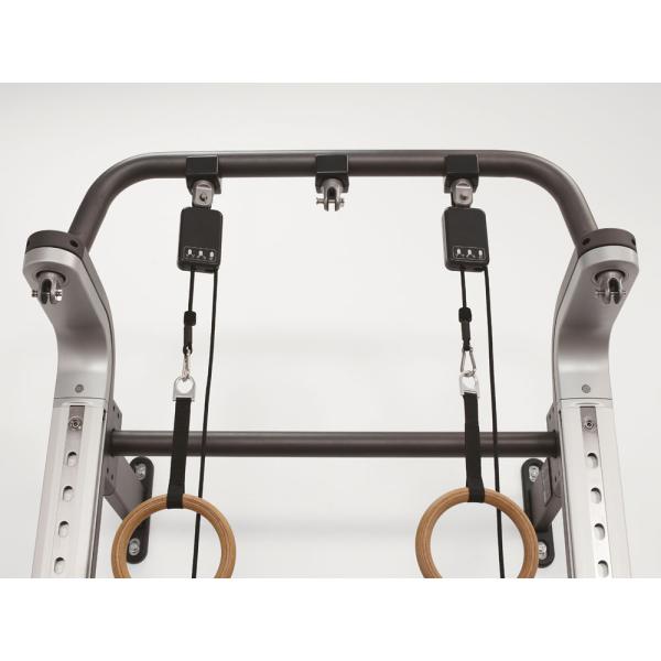 Многофункциональная стойка Technogym Omnia 3 - Straight Pull Up Bar MJ15E