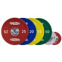 Комплект бамперные дисков Technogym Olympic Training Set FFK2
