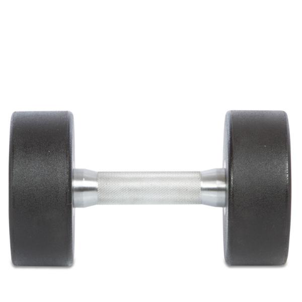 Гантель цельная полиуретановая Technogym TG-12.5 кг