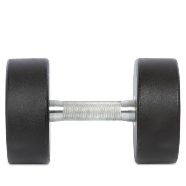 Гантель цельная полиуретановая Technogym TG-25 кг