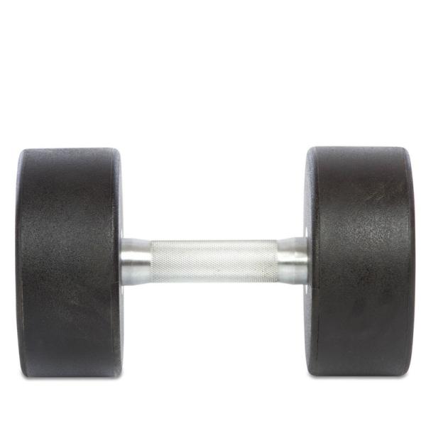 Гантель цельная полиуретановая Technogym TG-27.5 кг