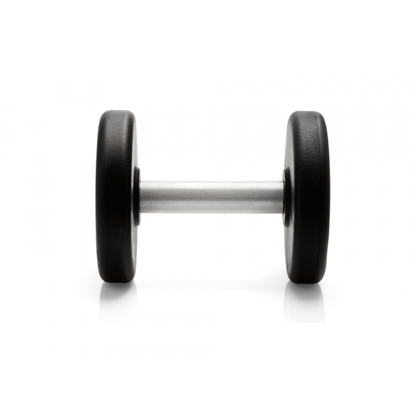 Гантель полиуретановая 12 кг Technogym Urethane Dumbell 12KG GB12-NRGM