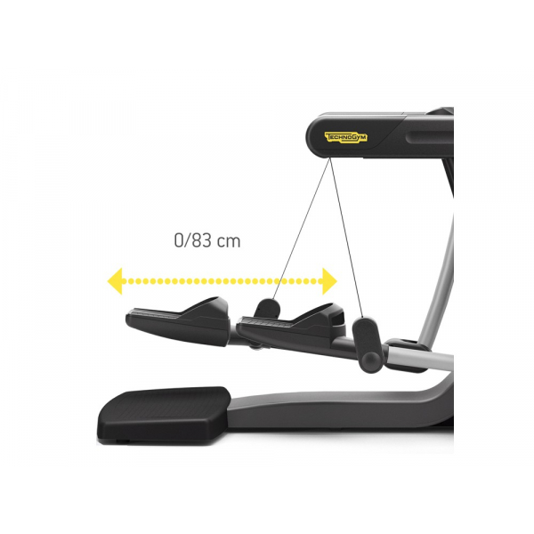 Орбитрек Technogym Vario Excite 1000 P TV