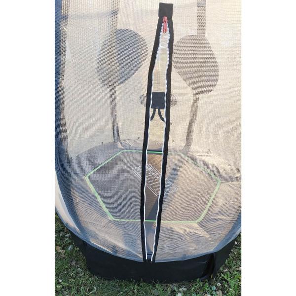 Батут 138 см Панда Techsport TX-B7108