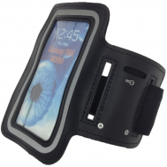 Чехол на руку для смартфона Tunturi Telephone Armband (черный) 14TUSRU161