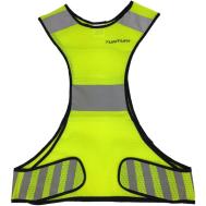 Светоотражающий жилет для бега Tunturi Running Vest X-Shape S 14TUSRU172