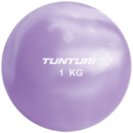 МЯЧ ДЛЯ ЙОГИ TUNTURI YOGA FITNESS BALL 1 KG 14TUSYO003