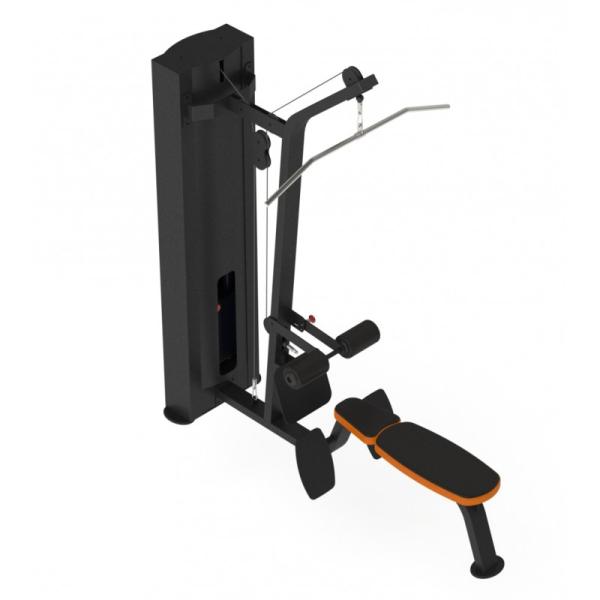 Блок для мышц спины Wuotan GB.03H