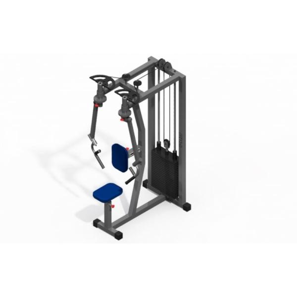 Тренажер для мышц груди и задних дельт Wuotan GB.09