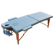 Массажный стол Zenet ZET-1042/L light blue