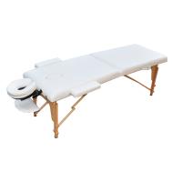 Массажный стол Zenet ZET-1042/L white