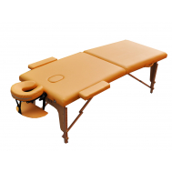 Массажный стол Zenet ZET-1042/M yellow