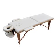 Массажный стол Zenet ZET-1042/S cream