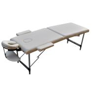 Массажный стол Zenet ZET-1044/L cream