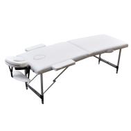 Массажный стол Zenet ZET-1044/S white