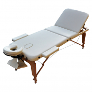 Массажный стол Zenet ZET-1047/M cream