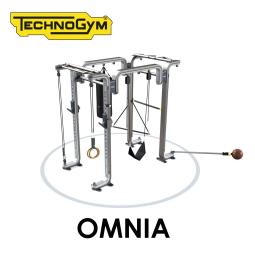 Профессиональные тренажеры Technogym Omnia