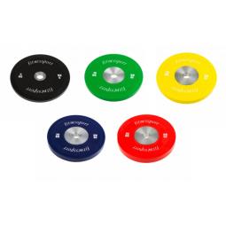 Бамперные диски для Кроссфита