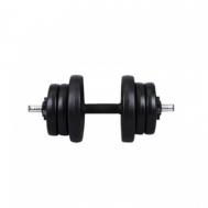 Гантель разборная Hop-Sport DB 05 - 10 кг x  1 шт