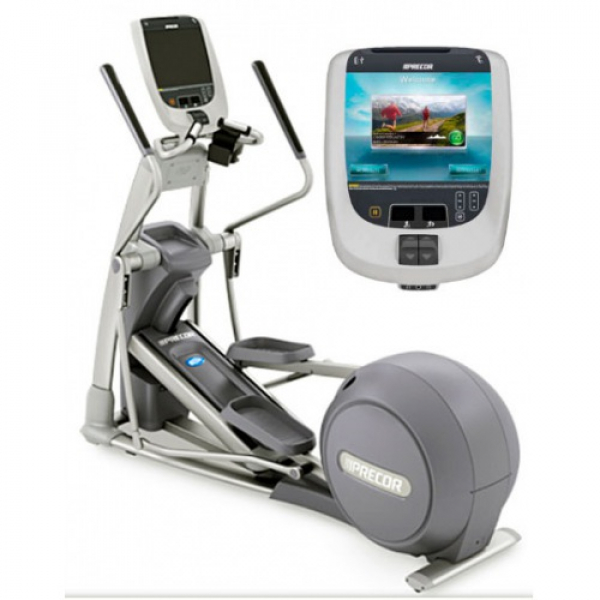 Эллиптический кросстренажер Precor EFX885 Elliptical Fitness Crosstrainer™