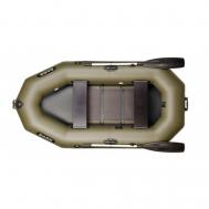 Гребная двухместная лодка Bark В-240С