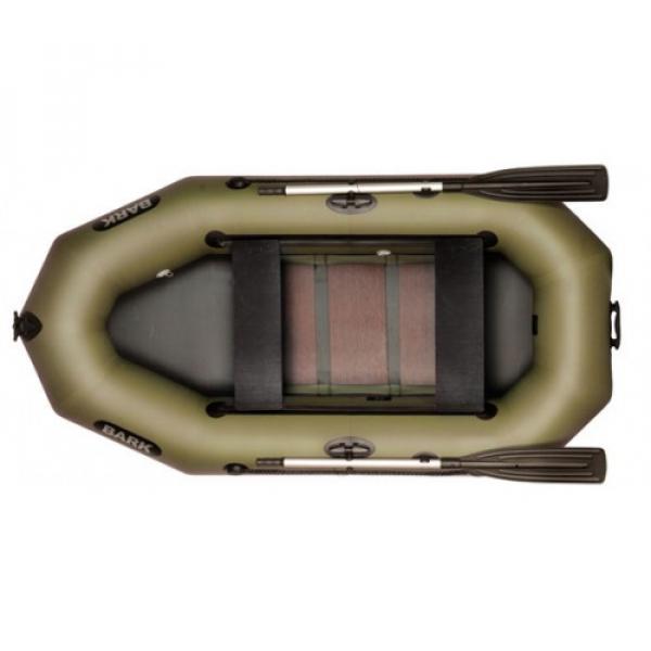 Гребная двухместная лодка Bark В-240СD