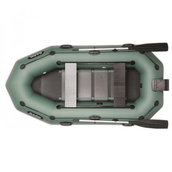 Гребная двухместная лодка Bark В-270ND