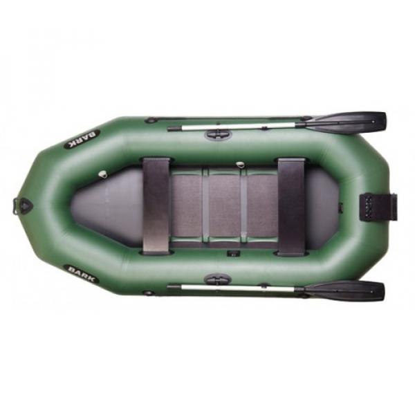 Гребная трехместная лодка Bark В-280N