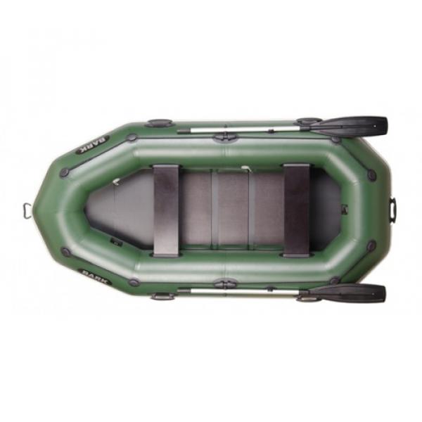 Гребная трехместная лодка Bark В-280P