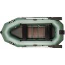 Гребная трехместная лодка Bark В-300ND