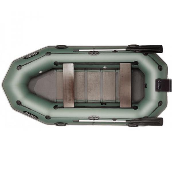 Гребная трехместная лодка Bark В-300NPD